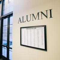 School alumni directory