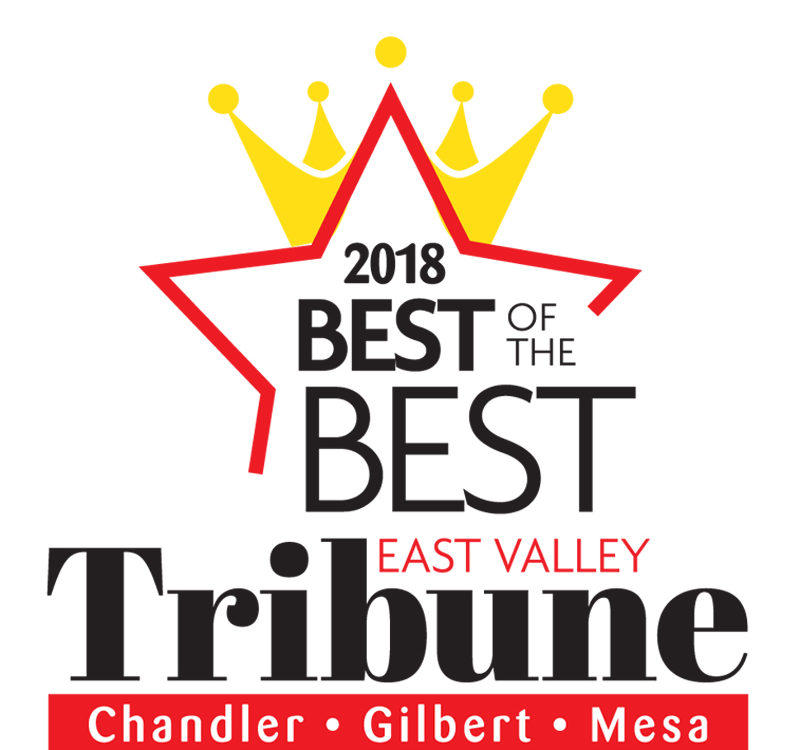 BEST OF THE BEST East Valley Tribune Logo
