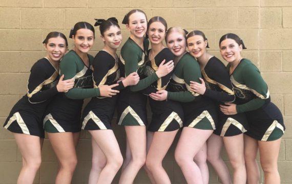 gilbert Christian school cheerleaders
